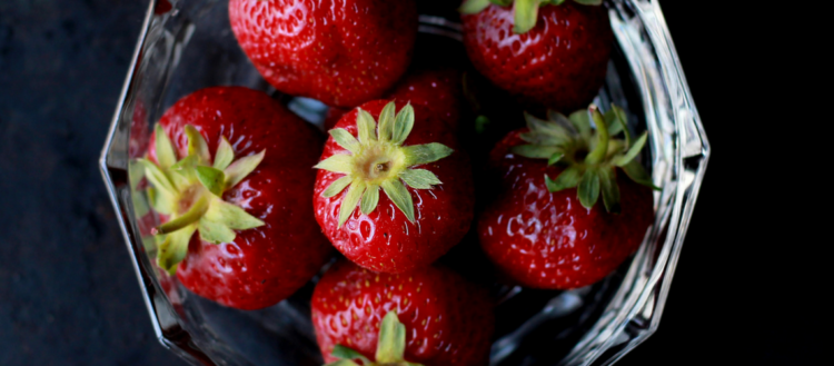 Strawberry Full Moon Ritual | The Witch of Lupine Hollow