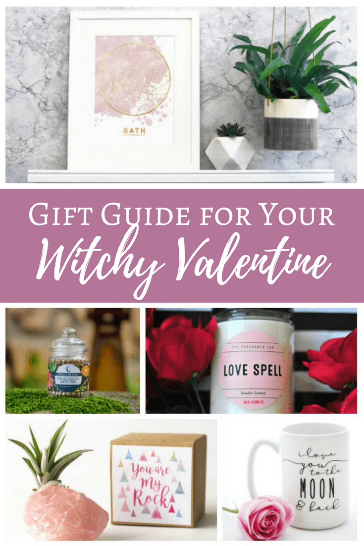 Gift Guide for Your Witchy Valentine - The Witch of Lupine Hollow