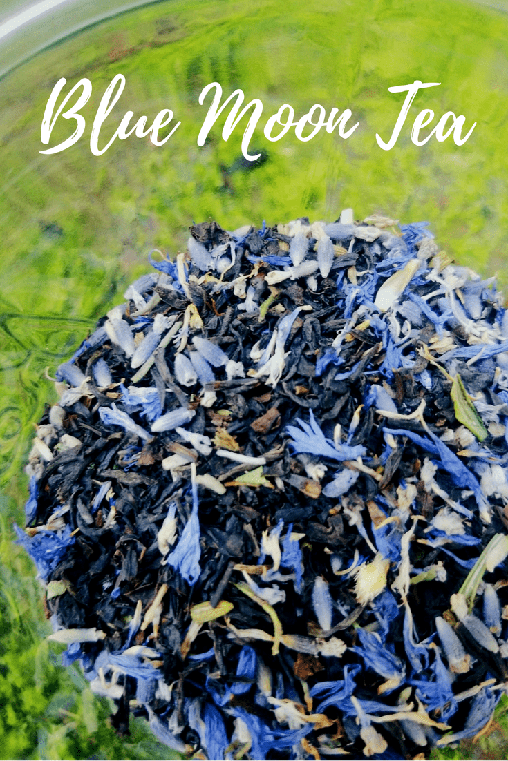 Blue Moon Tea Blend Recipe