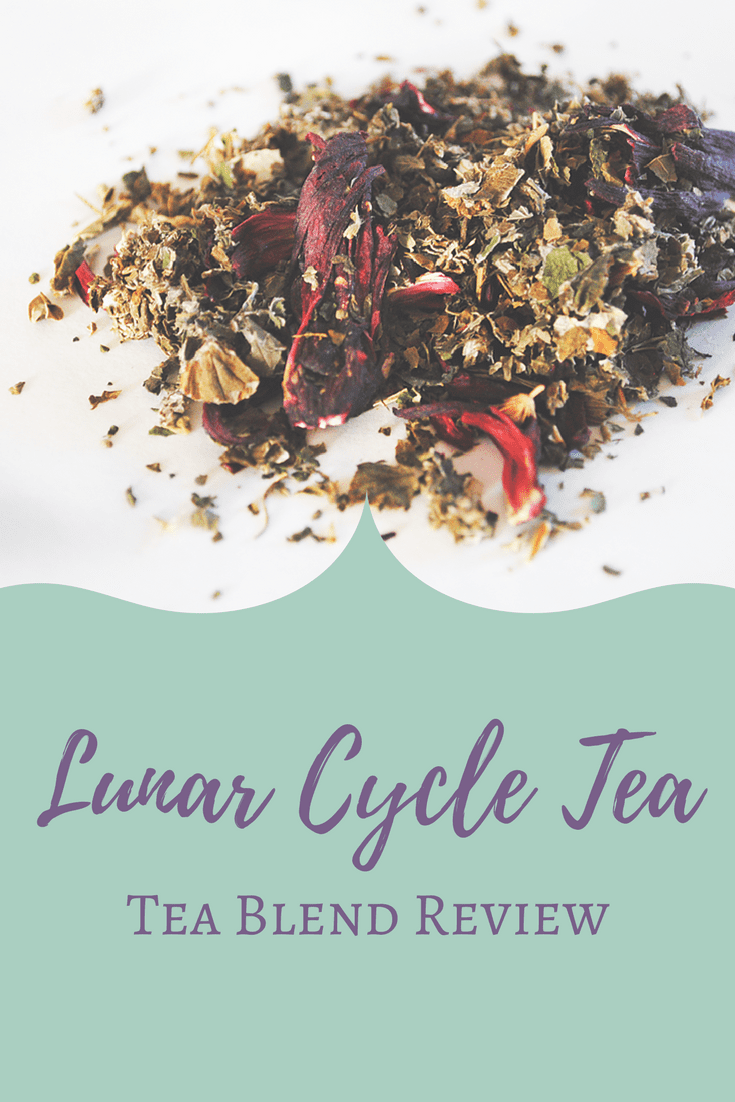 Lunar Cycle Tea Blend Review: Apothecary Craft + Brew