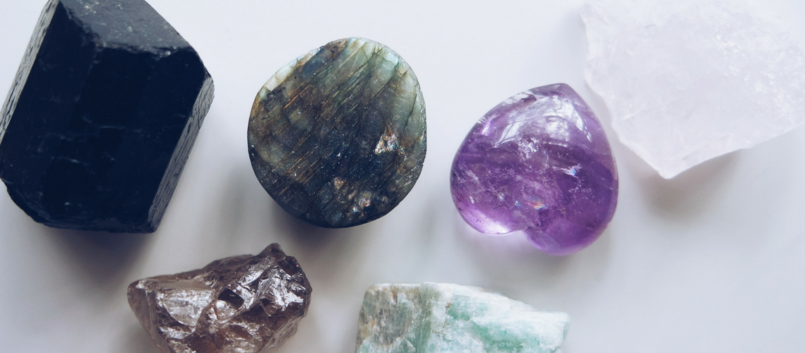 How to Use Crystals to Create a Dream Temple | The Witch of Lupine Hollow