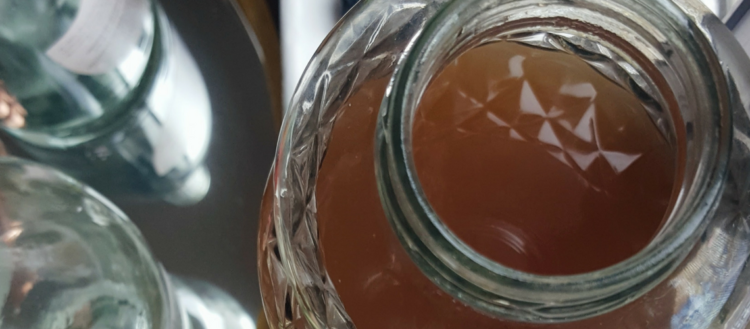 Chai Spiced Apple Cider | The Witch of Lupine Hollow