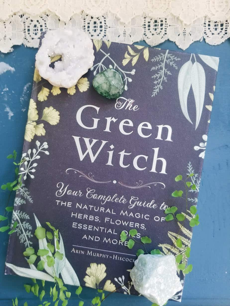 Book Review: The Green Witch by Arin Murphy-Hiscock - The Witch of