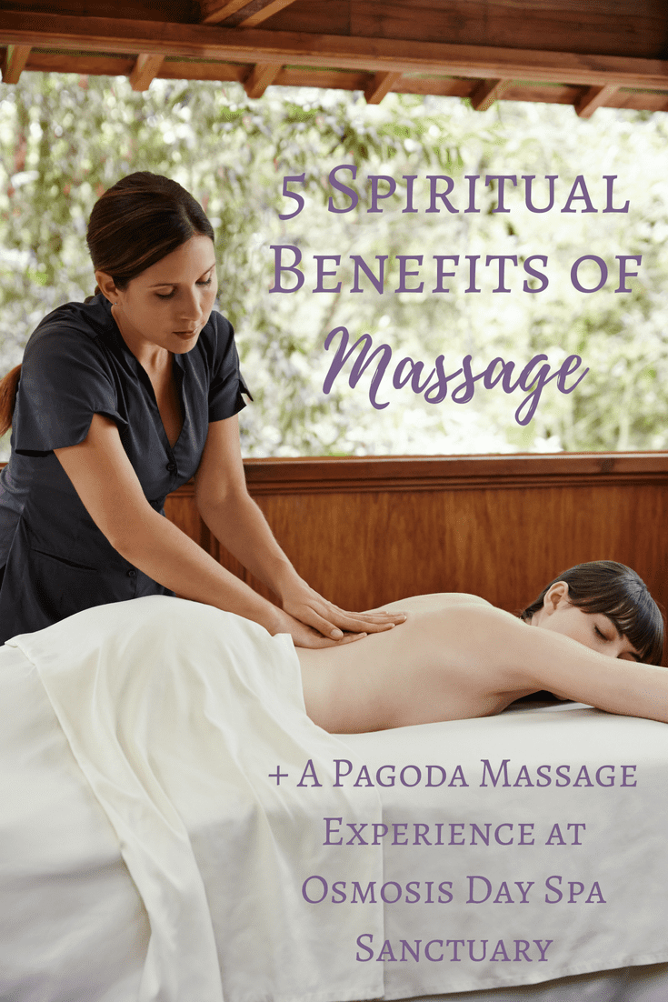Sensual massage experiences